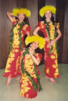 Lilia's Polynesian Dance Company - Cook Islands Hura