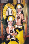 Lilia's Polynesian Dance Company - Ote'a at Nanaimo Golf Club